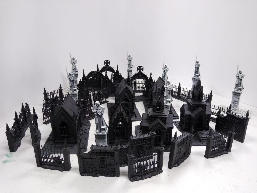 WIP Friedhof