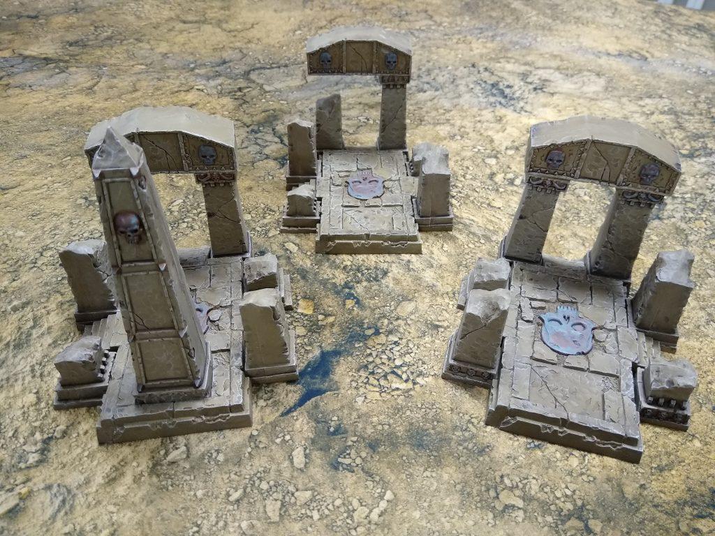 Arcane Ruins.